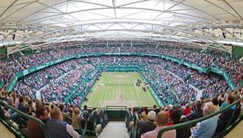 ATP Turnier in Halle: Federer und Lokalmatadore geben den Ton an