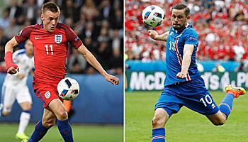 EM 2016: England – Island, Spielvorschau & Wetten