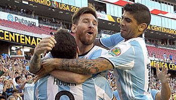 Copa America: Platzt bei Argentinien endlich der Knoten?
