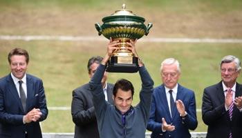 Roger Federer in Halle/Westf. – Eine Erfolgsgeschichte