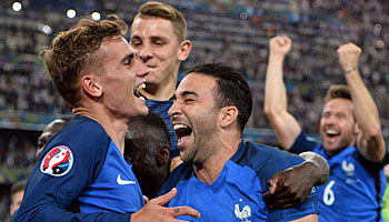 EM Finale 2016: Portugal – Frankreich im Positions-Check