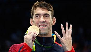 Michael Phelps: So kam er zum Schwimmen