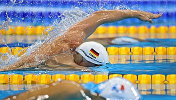 Olympia: Deutsche Schwimmer nur noch zweitklassig