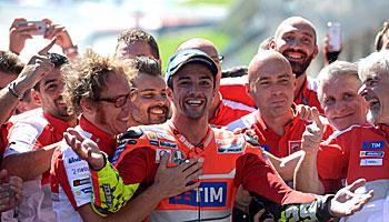 MotoGP: Ducati jagt Sieg Nummer 2