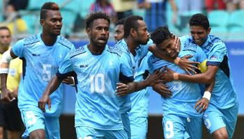 DFB Olympiamannschaft: Manchmal muss es eben Fidschi sein – Exotische Gegner und Tor-Festivals