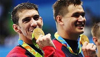 Michael Phelps: Was sind seine Goldmedaillen wert?