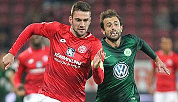 VfL Wolfsburg – FSV Mainz 05: Es riecht nach einem Unentschieden
