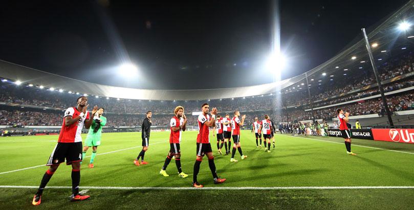 Feyenoord Rotterdam Eine Legende Kehrt Zurück Bwin