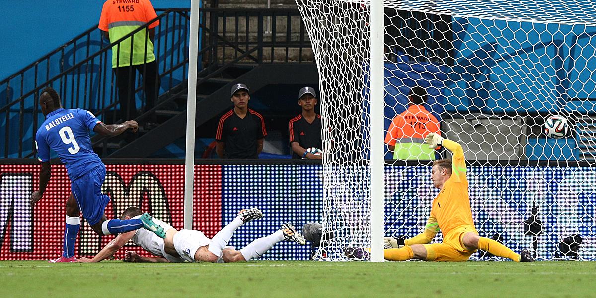 Ballert Balotelli bald wieder für Italien?