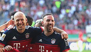 FC Bayern: Gründe für eine Verlängerung mit Robben und Ribery