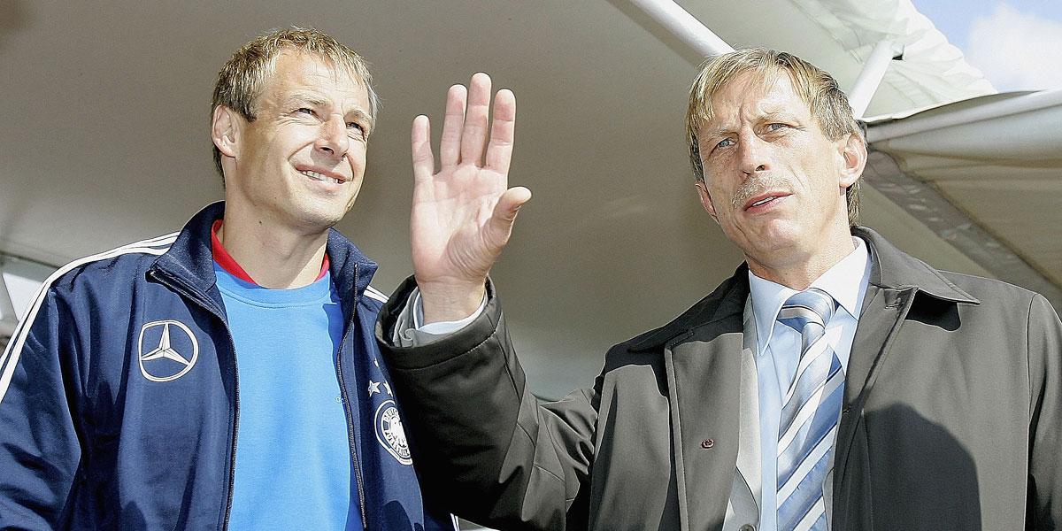 Klinsmann und Daum
