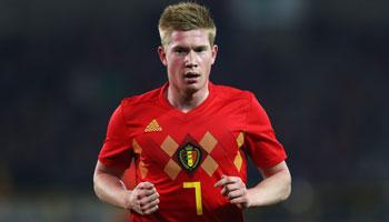 Belgium vs Panama: Flying start for Red Devils