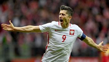 Polonia-Senegal: la figura de Lewandowski augura goles