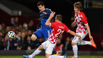 Argentinien – Kroatien: Kockasti nehmen Messi und Co. in den Würgegriff