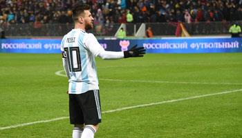 Argentina vs Iceland: La Albiceleste to edge close clash