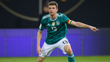 Germany vs Mexico: Dominant start for holders