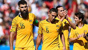 Dänemark – Australien: Socceroos stehen unter Druck