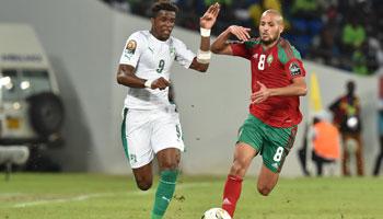 Morocco vs Iran: Goals in short supply