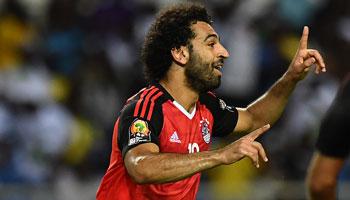 Egipto-Uruguay: Salah amenaza a Luis Suárez y Cavani