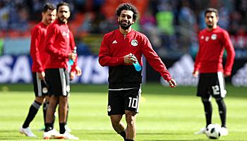 Russland – Ägypten: Mit Salah zum benötigten Sieg