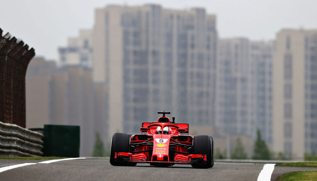 Chinese Grand Prix: Ferrari fancied for Shanghai success