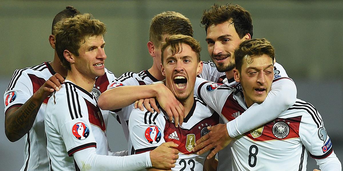 Zuletzt wurde Kruse im November 2015 in die DFB-Auswahl berufen.