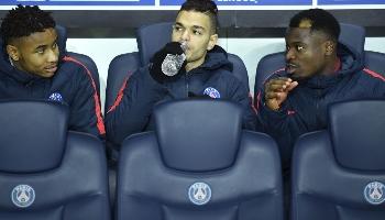 Sur la touche!  Bwin révèle la liste des joueurs de Ligue 1 qui ont passé le plus de temps sur le banc  cette saison
