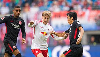 Eintracht Frankfurt – RB Leipzig: Ein vom RB-Code geprägtes Duell