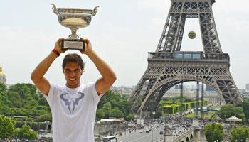 French Open: Wetten und Quoten auf die Favoriten! Wer gewinnt in Paris?