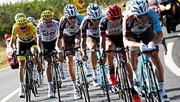 Tour de France: Ein letztes Durchatmen auf dem Weg nach Paris