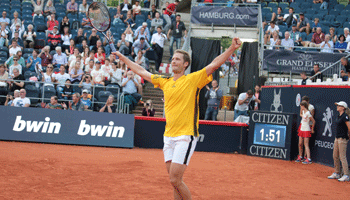 German Open in Hamburg: Ein deutscher Sieger nach 25 Jahren?