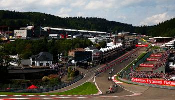 Formel 1 News: Vorschau & Wetten für den GP von Belgien