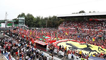 Formel 1: Rennvorschau & Wetten für den GP von Italien