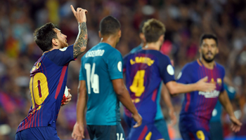 Real Madrid – FC Barcelona: Messi & Co. brauchen ein Supercopa-Wunder