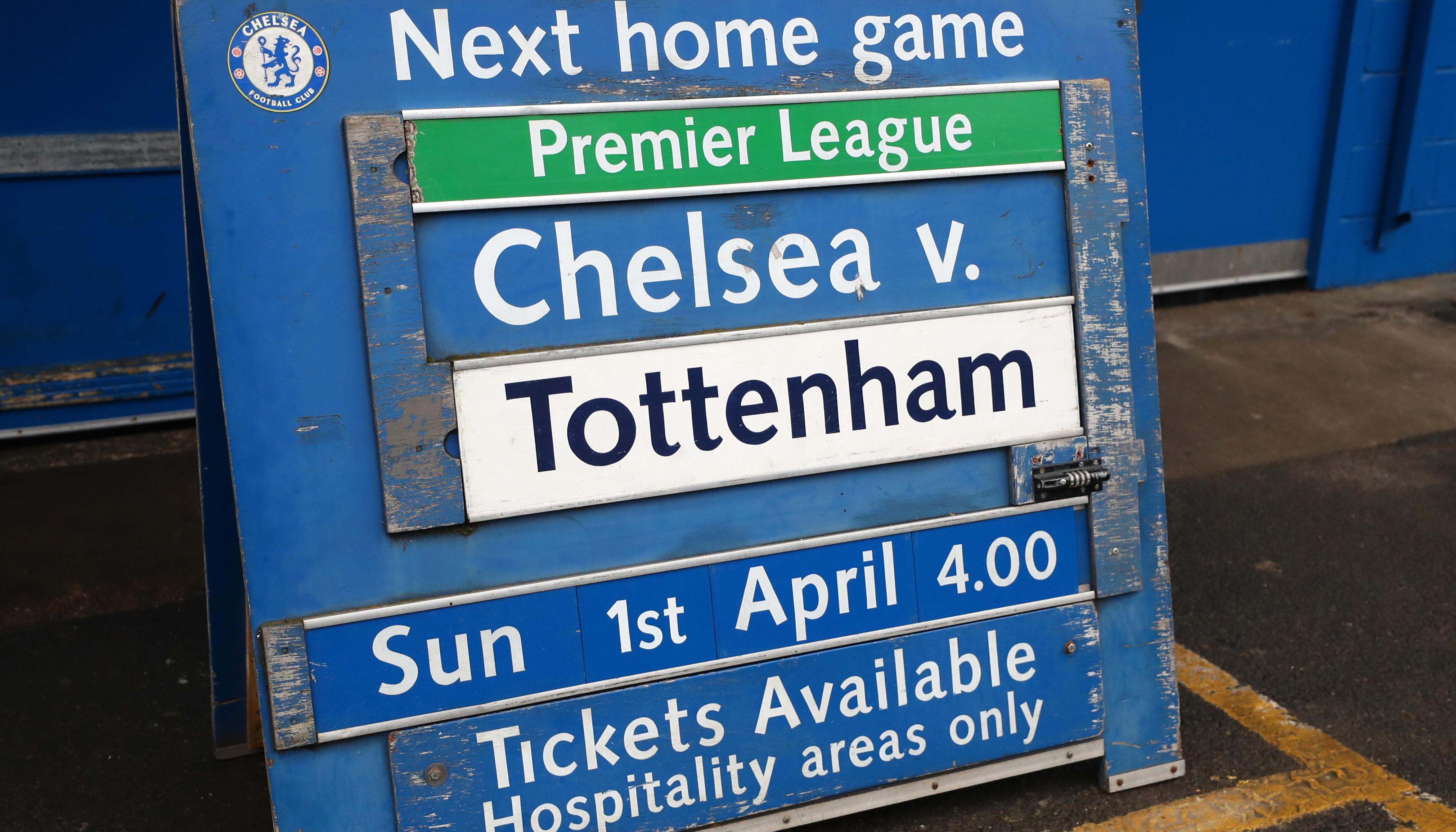 Chelsea – Tottenham: Meister und Vize messen ihre Kräfte