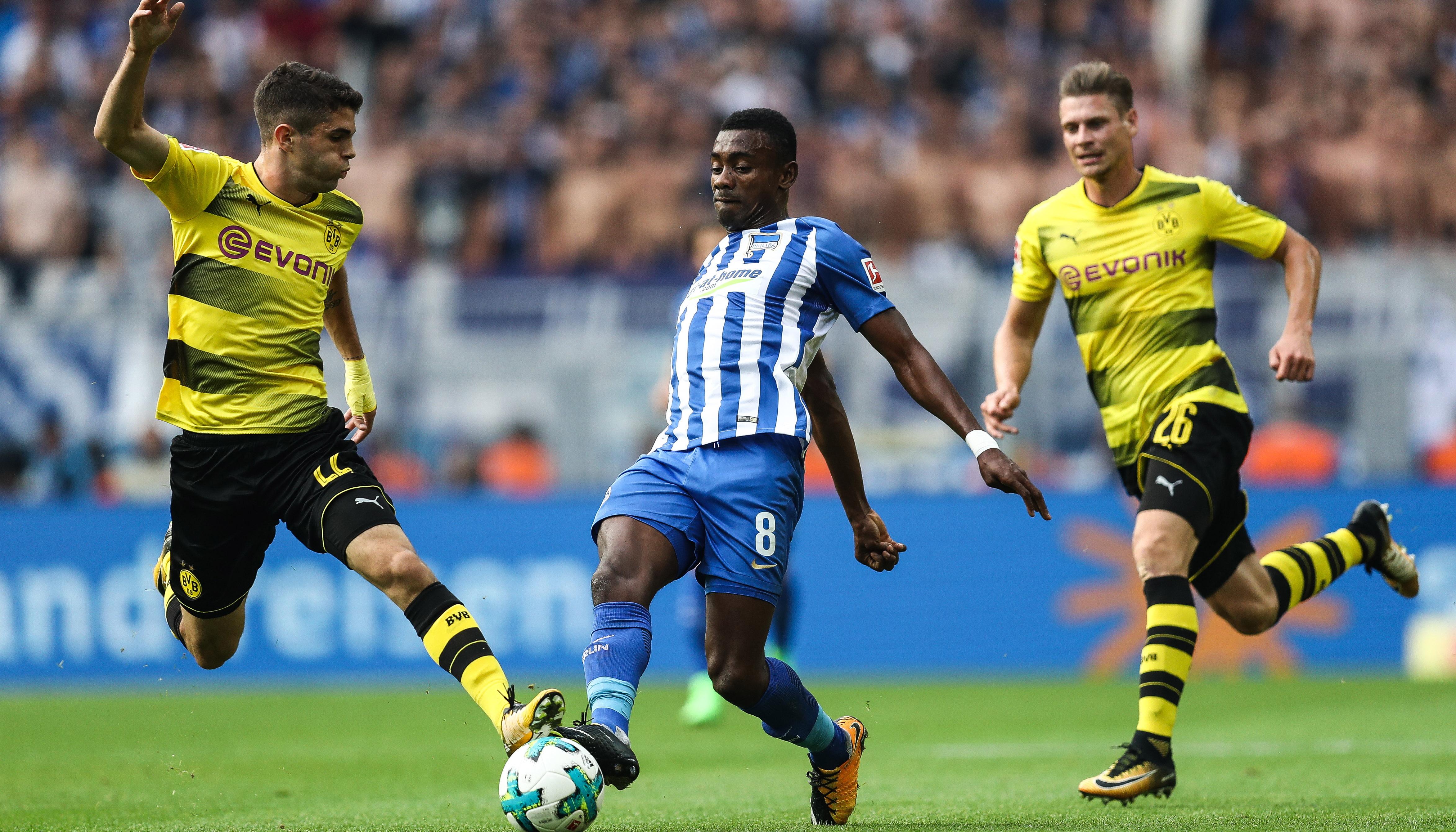 BVB – Hertha BSC: Eine harte Nuss für Schwarz-Gelb