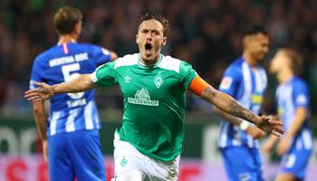 Hertha BSC – Werder Bremen: Nordlichter in Party und Tor-Laune