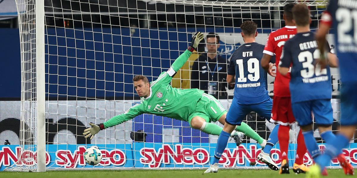 Sehen sich Neuer und Uth bald im DFB-Team wieder?