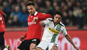 Mönchengladbach – Hannover 96: Das Pendel schlägt meist in eine Richtung