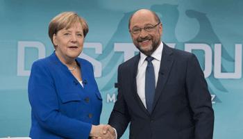 Bundestagswahl: So stehen die Quoten vor dem Showdown