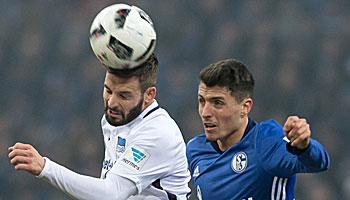 Hertha BSC – Schalke 04: Beide Teams wollen nachlegen