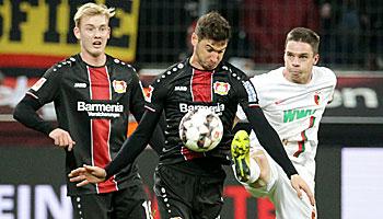 FC Augsburg – Bayer Leverkusen: Kann Schmidt auch den Angstgegner schlagen?