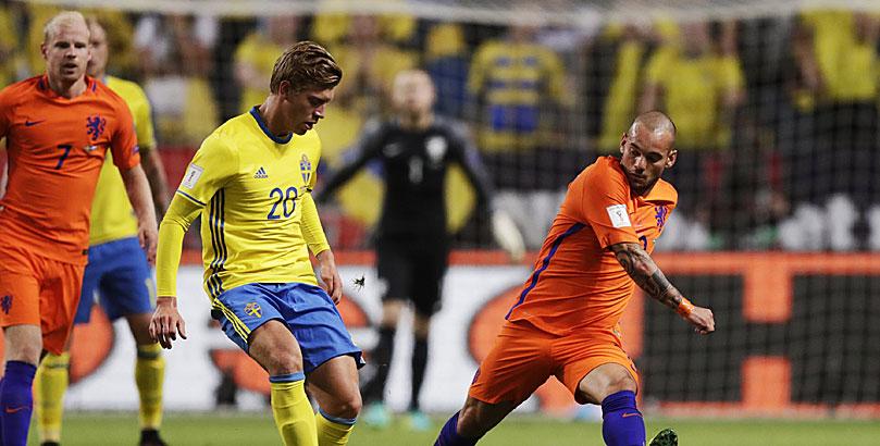Niederlande Schweden