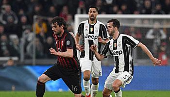 Juventus Turin – AC Mailand: Weit entfernt vom Glanz der Vergangenheit