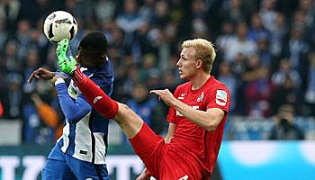Hertha BSC – 1. FC Köln: Krisen-Teams im direkten Duell