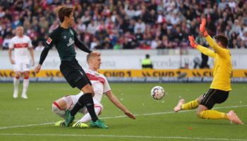 Werder Bremen – VfB Stuttgart: Nordlichter dürfen nach oben schielen
