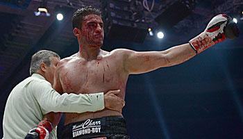 Boxen: Manuel Charr kann Schwergewichts-Weltmeister werden
