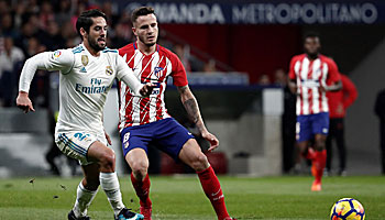 Real Madrid – Atletico Madrid: Endspiel um Platz 2
