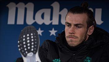 Real Madrid: Gareth Bale steht auf dem Abstellgleis