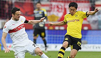 VfB Stuttgart – BVB: Dortmund erwartet eine Wundertüte